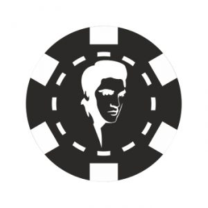 Elvis casino chip
