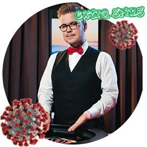 coronavirus extra spins